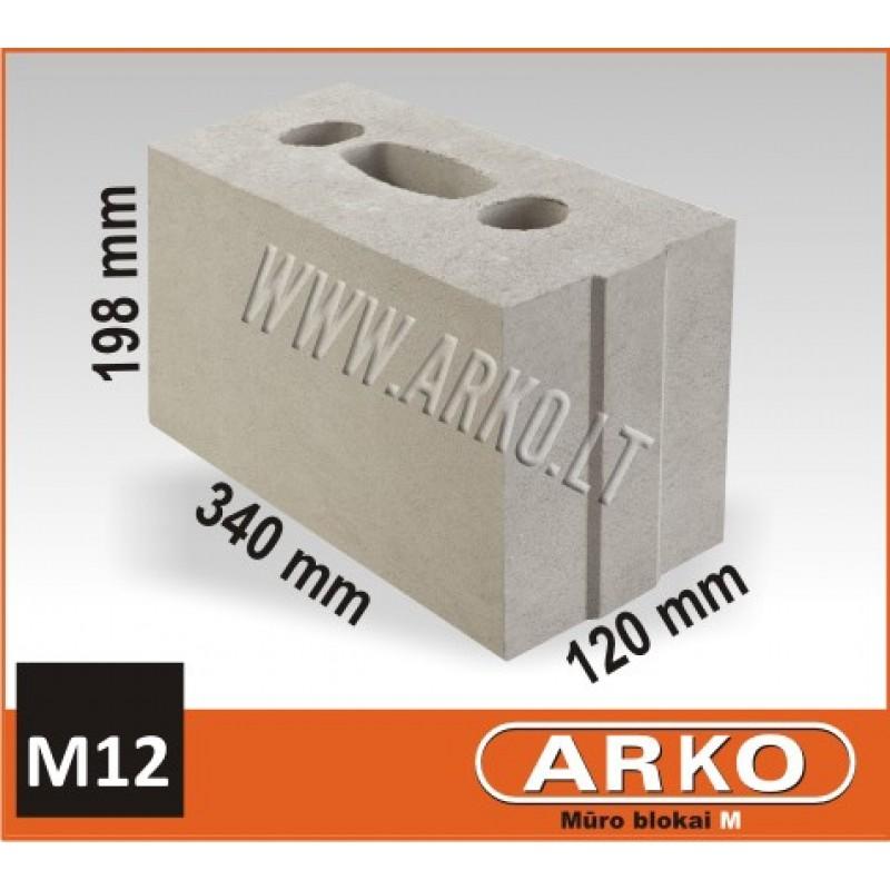 Blokeliai ARKO M12