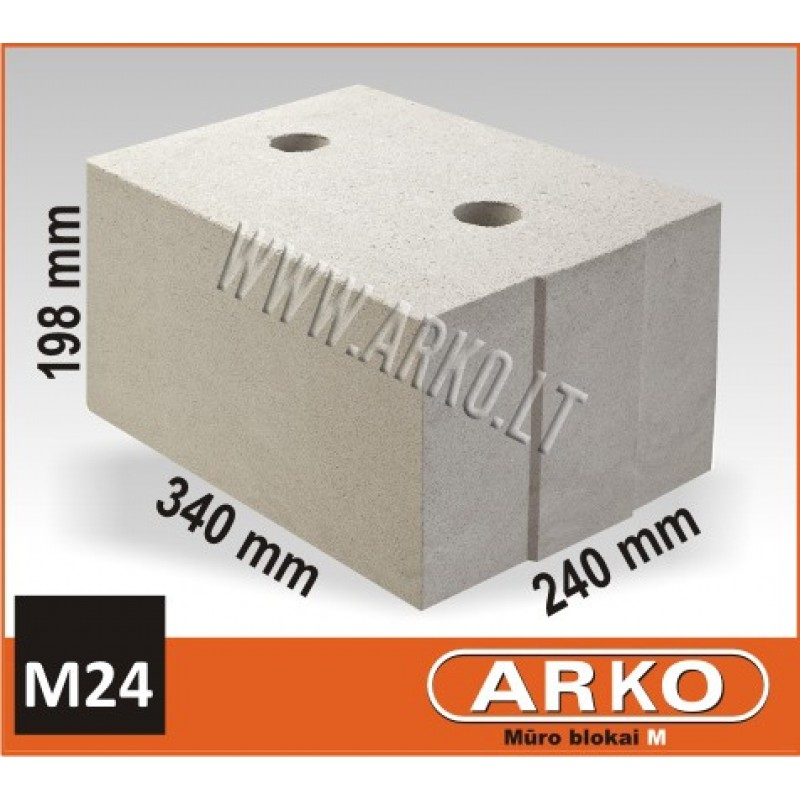 Blokeliai ARKO M24