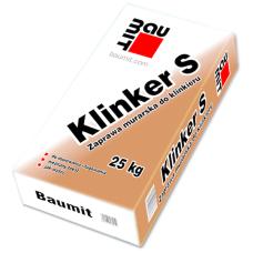 Spalvotas mūro mišinys Baumit Klinker S 25,0kg