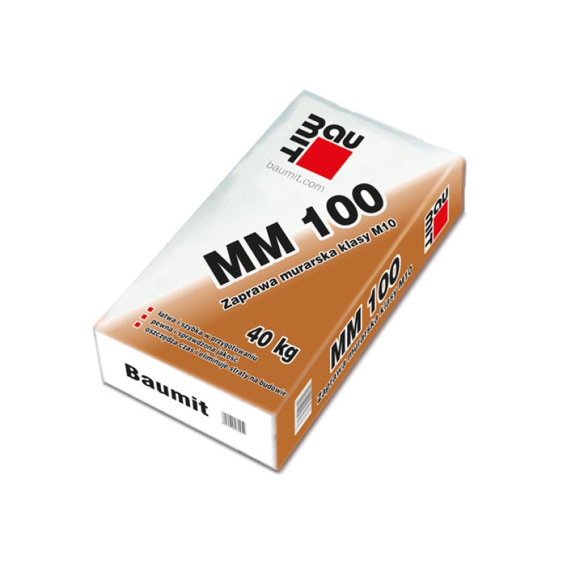 Mūro mišinys Baumit MM 100 25,0kg