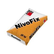 Mineralinis klijavimo mišinys šilumos izoliacijos plokštėm Baumit NivoFix 25,0kg