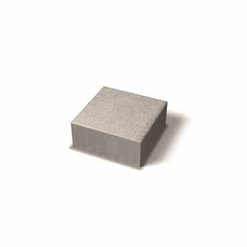Benders dekoratyvinis blokas 350x350x150 (Spalva - grafito)