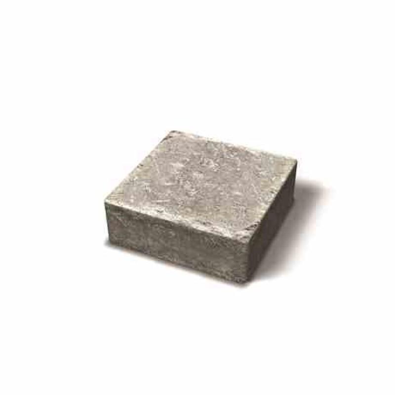 Benders betoninės trinkelės Troja Antik 140x140x50 (Spalva - pilka marga)