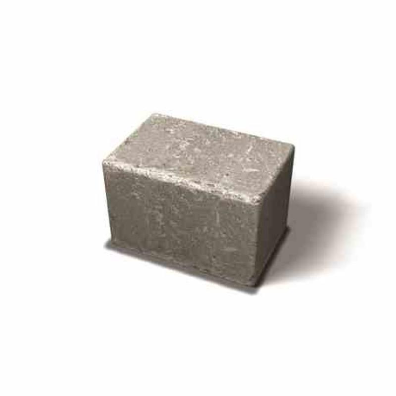 Benders betoninės trinkelės Labyrint Antik Mini 210x140x140 (Spalva - pilka marga)