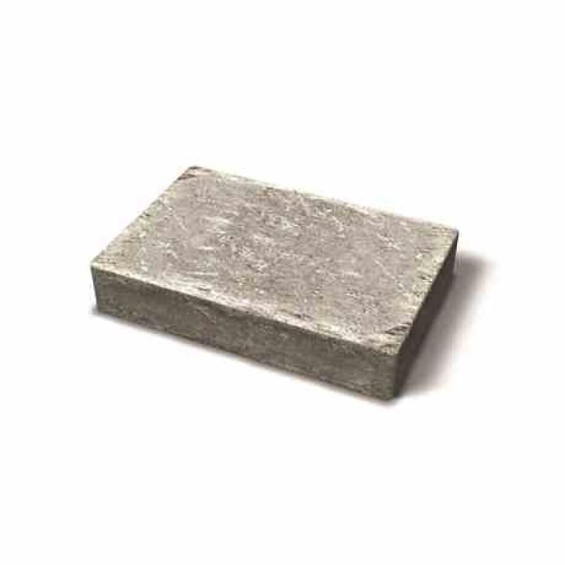 Benders betoninės trinkelės Labyrint Antik 210x140x40 (Spalva - pilka marga)