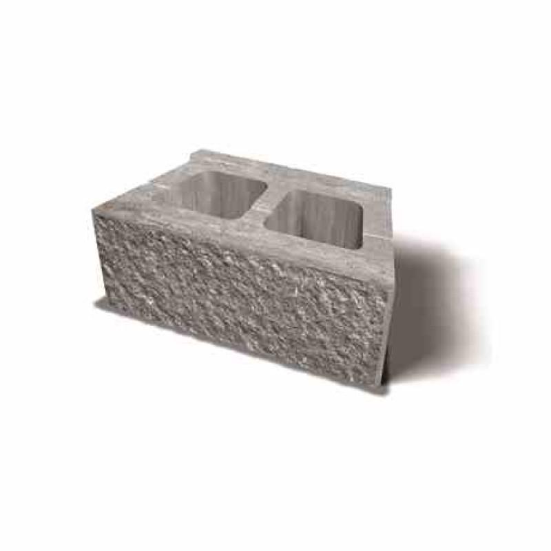Benders Megasmart atraminės sienėlės tuščiaviduris blokas 400x200x150 (Spalva - pilka)