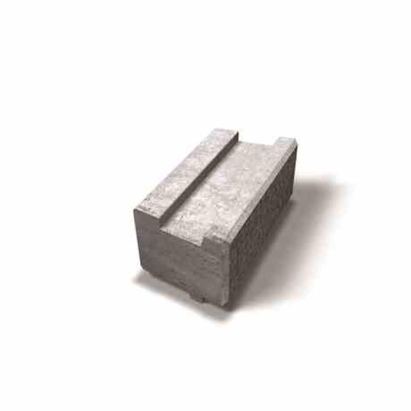 Benders Megawall Projekt atraminės sienėlės standartinis blokas 400x200x150 (Spalva - pilka)