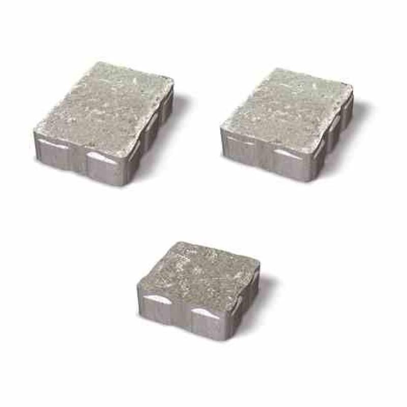 Benders  skirtingų matmenų betoninių trinkelių komplektas Ocala Multisize Antik (Spalva - pilka)