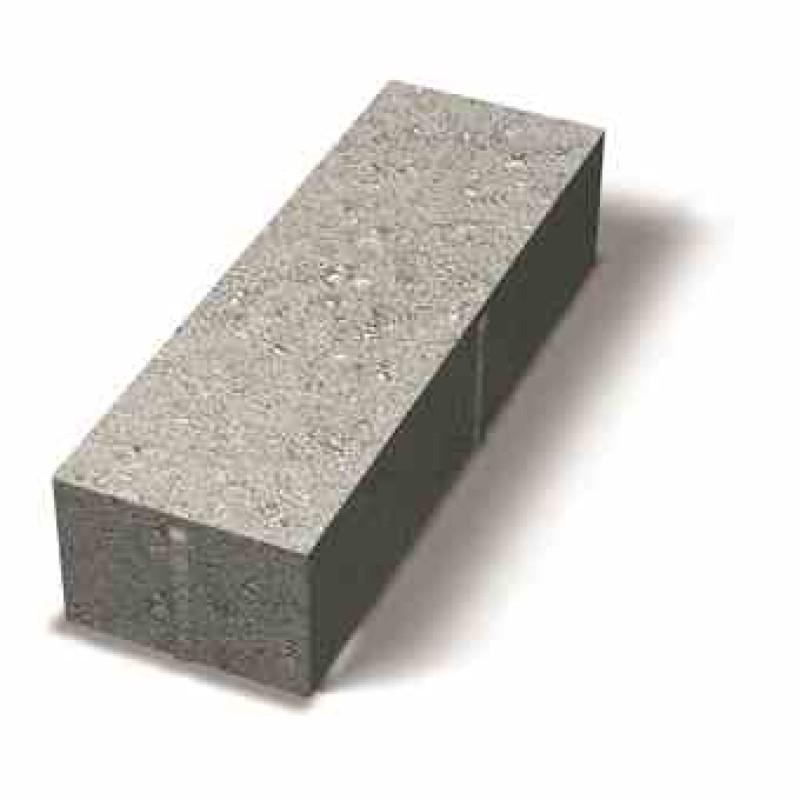 Benders grindinio plytelė stačiais kraštais 350x117x80 (Spalva - grafito)