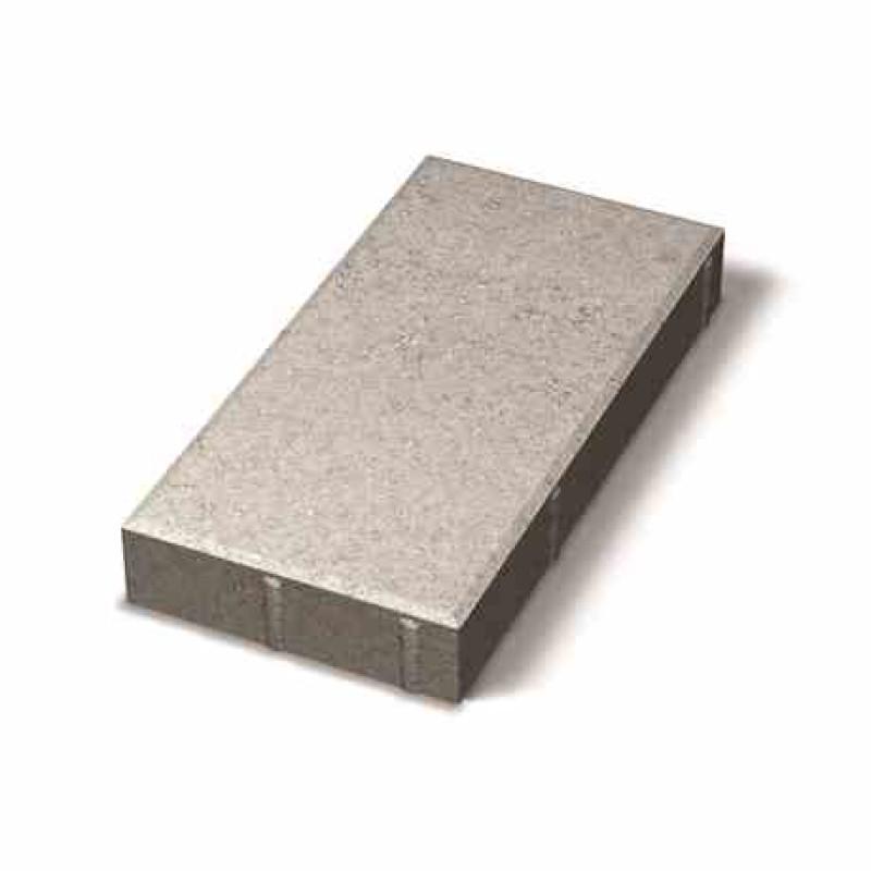 Benders grindinio plytelė nuožulniais kraštais 350x175x50 (Spalva - grafito)