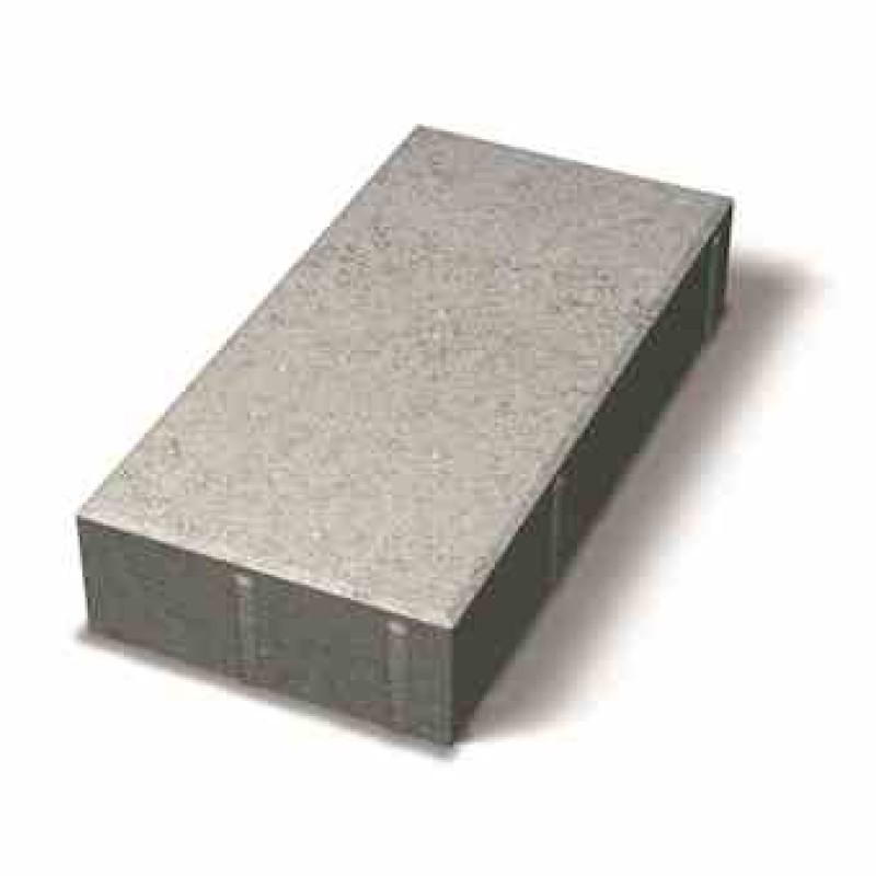 Benders grindinio plytelė nuožulniais kraštais 350x175x70 (Spalva - pilka)