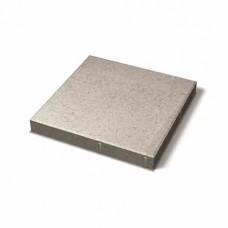 Benders grindinio plytelė nuožulniais kraštais 400x400x50 (Spalva - pilka)