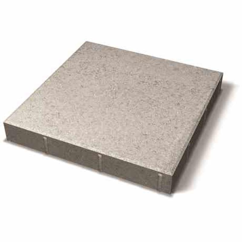 Benders grindinio plytelė nuožulniais kraštais 420x420x60 (Spalva - grafito)