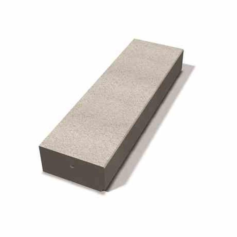 Benders laiptų blokas Trappblock 1000x300x150 (Spalva - grafito)