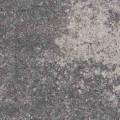 Benders betoninės rato trinkelės didelės Troja Antik 140x140x105x50 (Spalva - pilka marga)