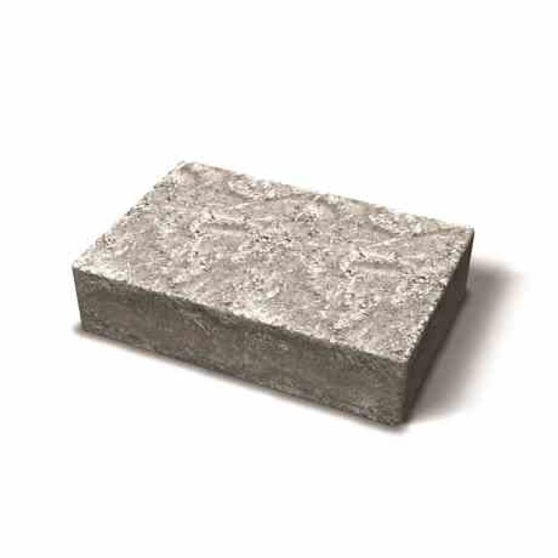 Benders betoninės trinkelės Troja Antik 210x140x50 (Spalva - pilka)
