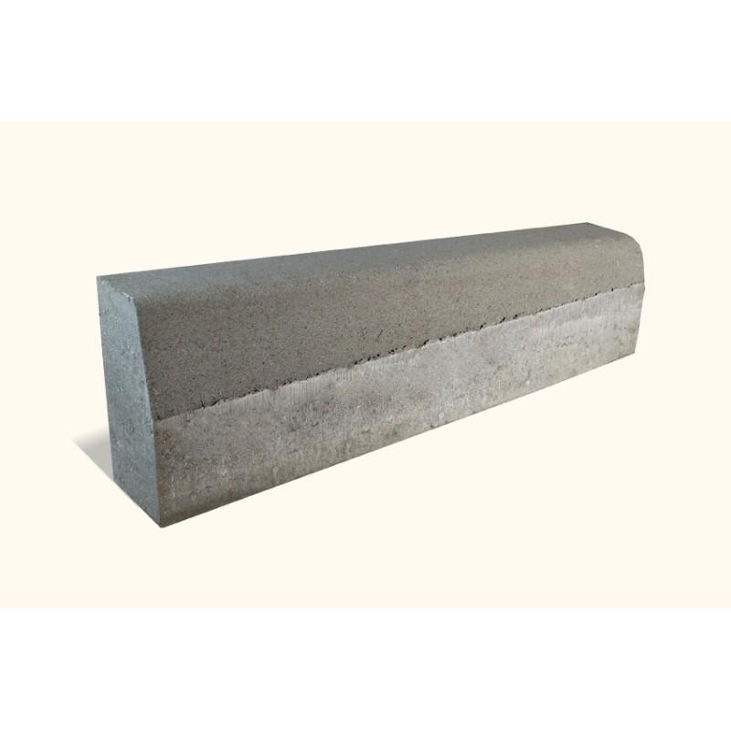 Betono mozaika Gatvės bordiūras GBK 30-4 1000x150x300-220