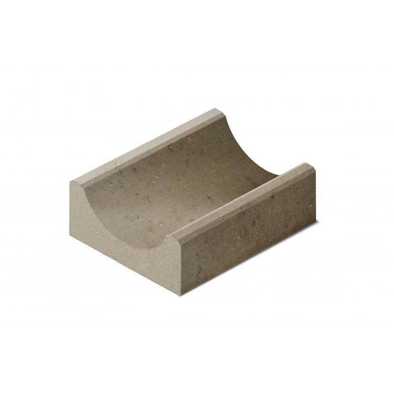 Betono mozaika Latakų elementas LE 2-10 300x200x100
