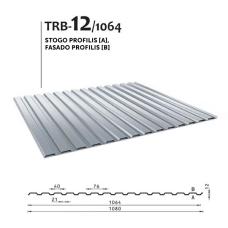 Trapecinis profilis TRB 12/1064