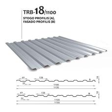 Trapecinis profilis TRB 18/1100