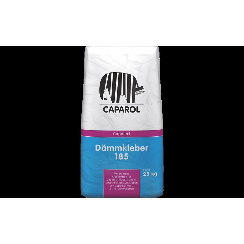 Mineralinis sausasis mišinys Capatect-Dämmkleber 185 25,0kg skirtas klijuoti termoizoliacines plokštes