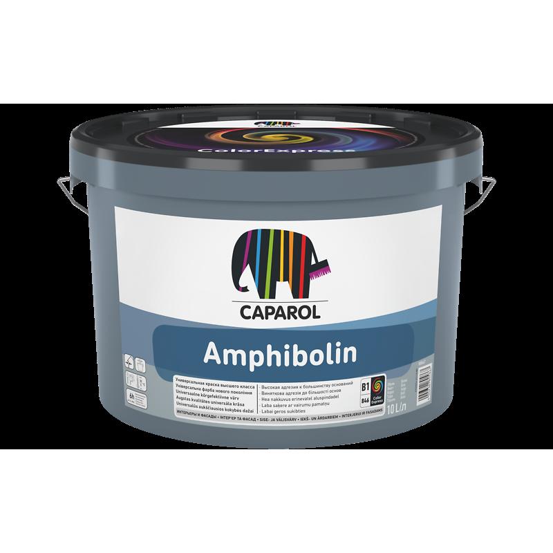 Universalūs dažai, gryno akrilo pagrindu CAPAROL Amphibolin E.L.F. 1,25l