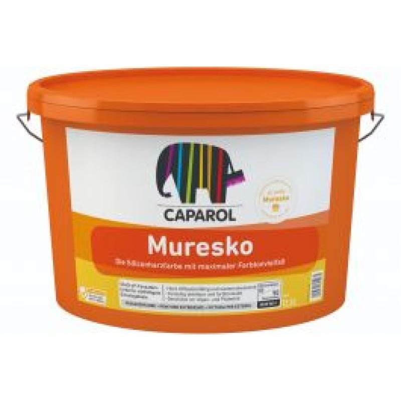 Aukštos kokybės fasadiniai dažai CAPAROL Muresko-Premium 2,5l