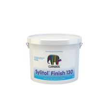 Fasadiniai dažai CAPAROL Sylitol-Finish 130 12,5l
