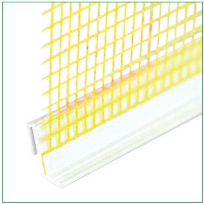 Ejot PVC jungiamas profilis 810 2,0m