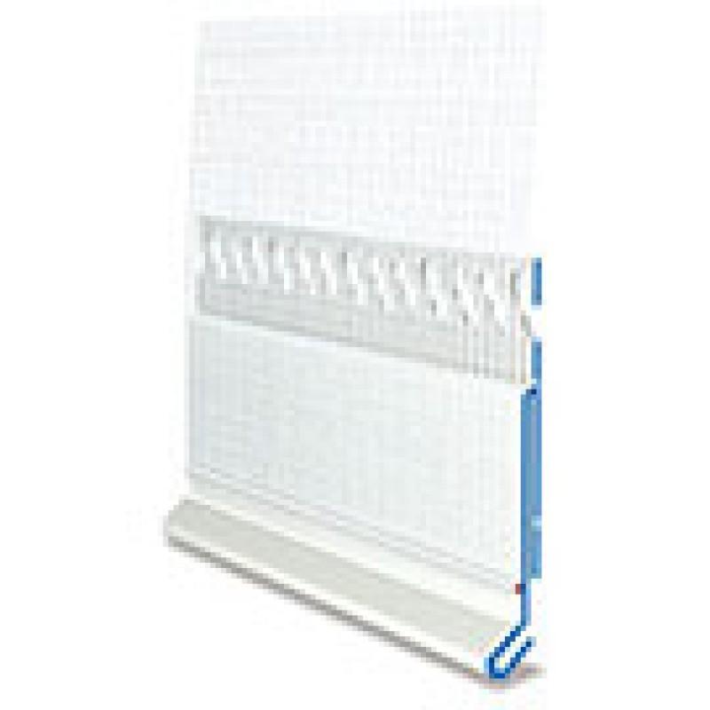 Ejot PVC profilis 550 2,0m (apšiltinimo sistemos ir skardos sujungimui)