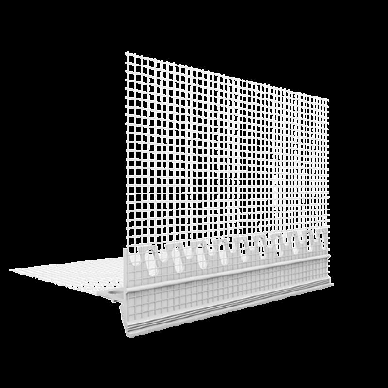 Ejot PVC nulašėjimo profilis 600 2,0m