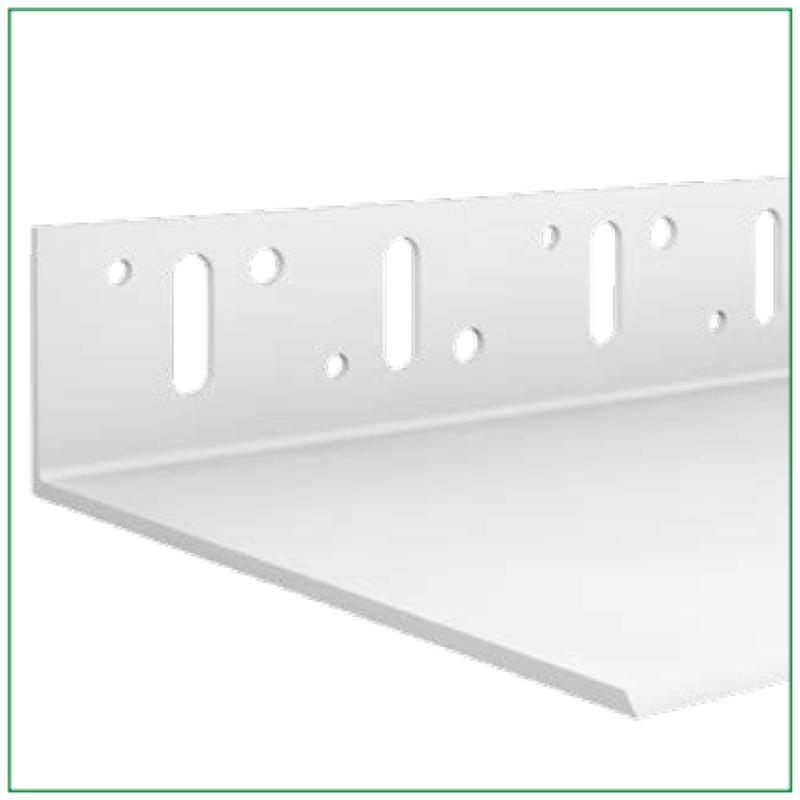 Ejot PVC kampas praktika 90mm pločio 2,0m