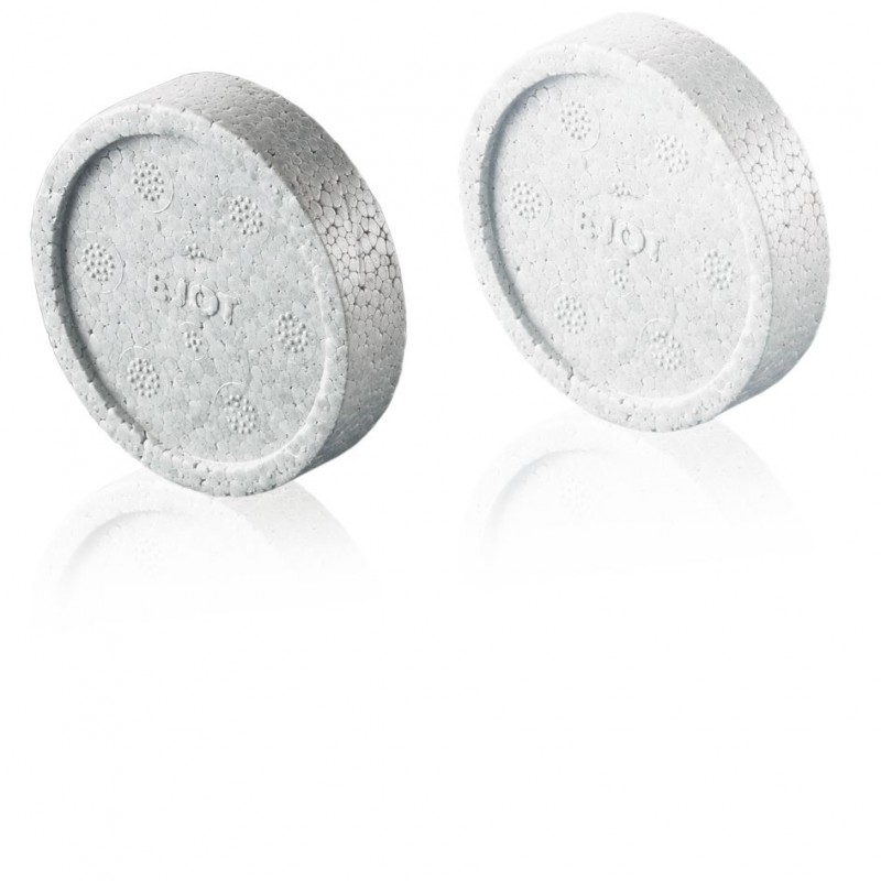 Ejot STR U polistirolo tabletės