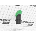 Eurovent lipni išorės juosta Unisan 60mm x 25,0m