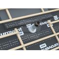 Eurovent lipni išorės juosta UNO Cold 50mm x 25,0m
