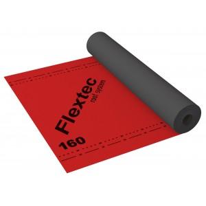 FlexTec difuzinė plėvelė su lipniais kraštais 160 g/m² (armuota) 75,0 m²