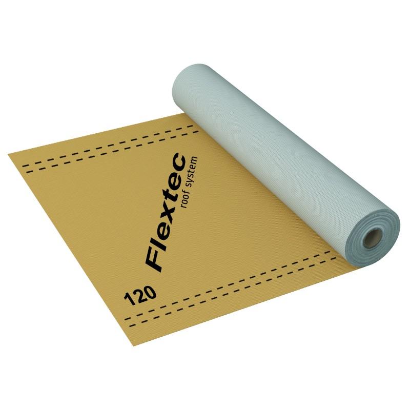 FlexTec difuzinė plėvelė 120 g/m² 75,0m²