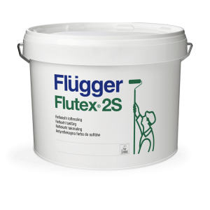 Matiniai dažai luboms Flugger Flutex 2S