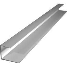 PVC J profilis (2.5 m)