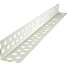 PVC glaistymo kampas 25x25 (2.5 m)