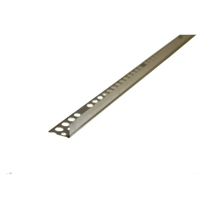 Aliumininis glaistymo kampas 25x13 (2.5 m)