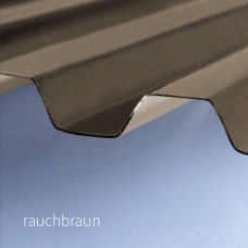 Guttagliss PC trapecinis profilis 1,3mm bronzinis 2000x1045