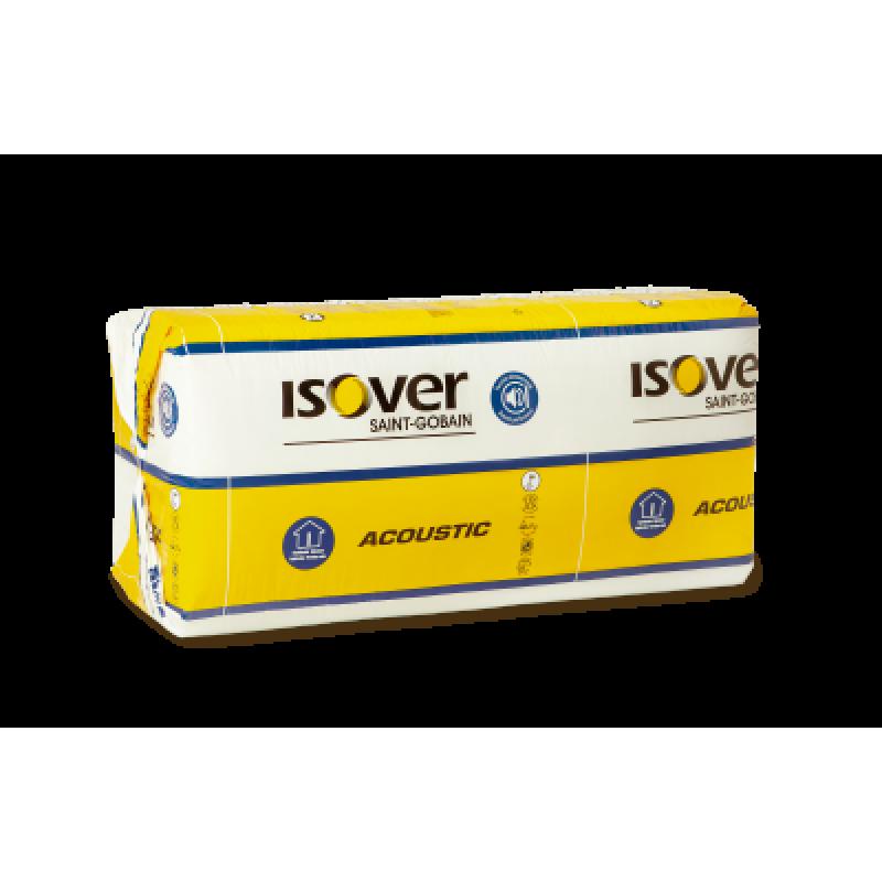 Mineralinė vata Isover Acoustic 100x610x1310 7,99m²/0,799m³