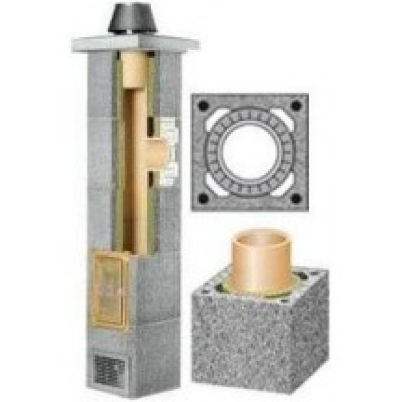 Schiedel Rondo Plus viengubas kaminas 160 mm