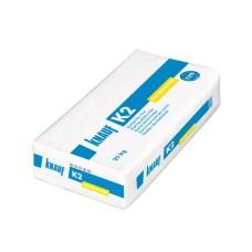 Elastingi plytelių klijai Knauf K2 25,0kg