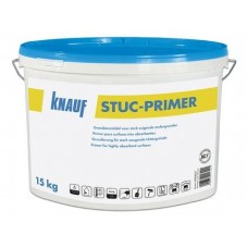 Pagrindo įgeriamumą suvienodinantis gruntas Knauf Stuc-Primer 15,0kg