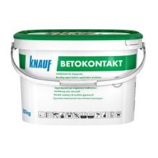 Neįgeriančių mineralinių paviršių gruntas Knauf Betokontakt 20,0kg