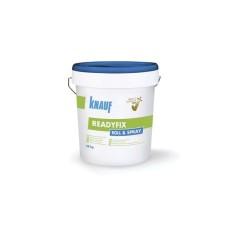 Sienų ir lubų glaistas Knauf READYFIX ROLL & SPRAY 28,0kg