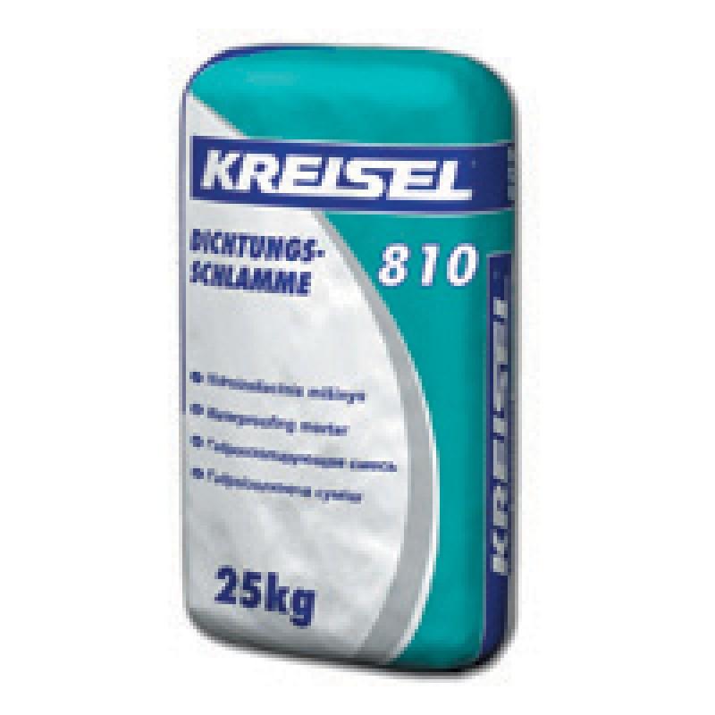 Hidroizoliacinis mišinys Kreisel DICHTUNGSSCHLAMME 810 25,0kg