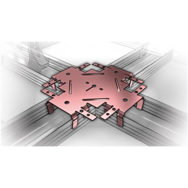 Profilių sujungimo plokštė CD-P